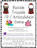 Bubble Trouble R Articulation Game