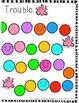 Bubble Trouble Reinforcement Game