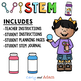 May STEM Activity / STEM Challenge: Bubble STEM - NGSS Aligned