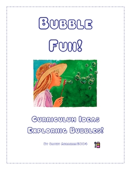 Bubble curriculum ideas
