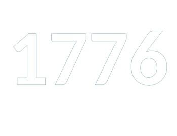 Bubble notes 1776 (week 8 lesson plans)