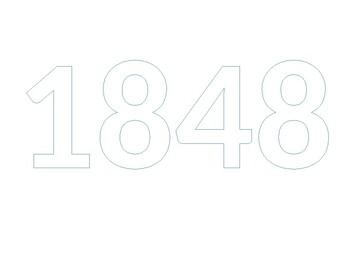 Bubble notes 1848