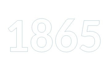 Bubble notes 1865