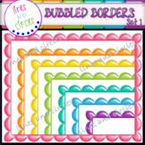 Bubbled Borders-Set 1