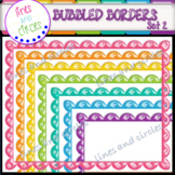 Borders / Frames: Bubbled Set 2