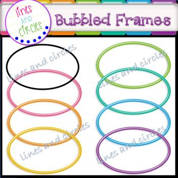 Bubbled Frames