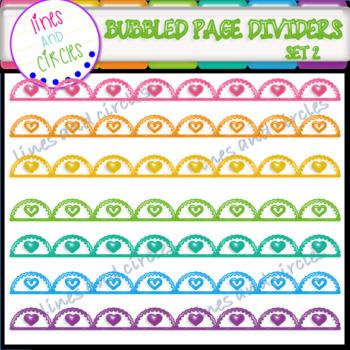Dividers - Bubbled Set 2