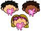 Bubblegum ABC Match