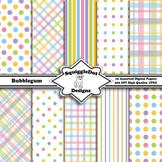 Bubblegum Background Patterns