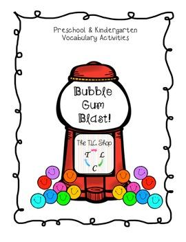 Bubblegum Blast - Categories
