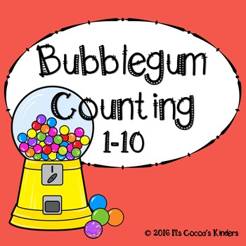 Counting Game - Bubblegum