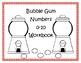 Bubblegum Numbers Workbook