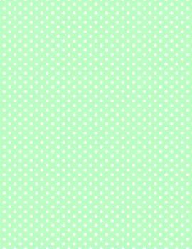 Bubblegum Polka Dot Digital Papers - 12 Colors