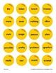 Bubblegum Sight Word Game: Set 4 - F&P Next 200 words