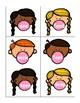 Bubblegum Vowel Teams Game
