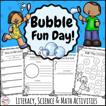 Bubble Fun Activities!