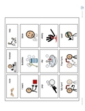 Bubbles AAC/Communication Board