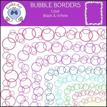Bubbles Borders