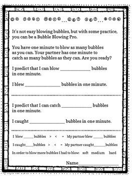 Bubbles, Bubbles, Bubbles: Bubble Science