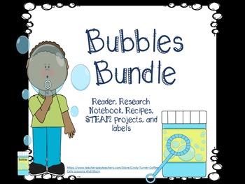 Bubbles Bundle Print and Go!