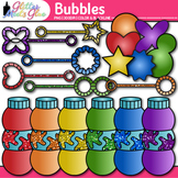 Bubble Clip Art: Summer Graphics {Glitter Meets Glue}