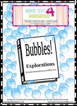 Bubbles Exploration and Inquiry