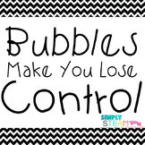 Bubbles Font Commercial License - Make You Lose Control