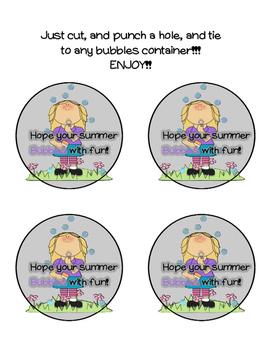 Bubbles Freebie!!!