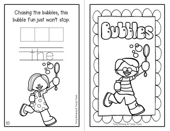 Bubbles Literacy and Art
