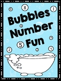 Bubbles Number Fun