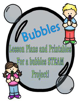 Bubbles STEAM Activities