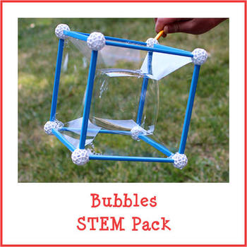 Bubbles STEM Pack