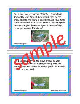 Bubbles STEM Pack