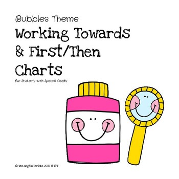 Bubbles Theme Working Towards Chart