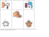 Bubbles Topic Display: First Words