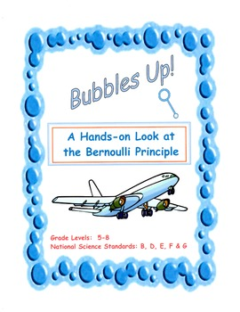Bubbles Up!  A Look at the Bernoulli Principle
