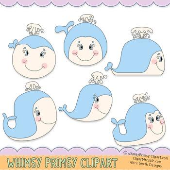 Bubbles - Whale