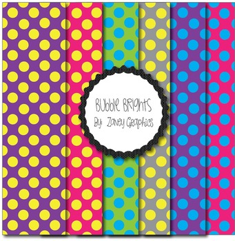Bubblez Digital Paper