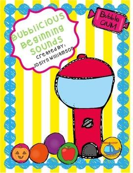 Bubblicious Beginning Sounds