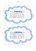 Bubbling with excitement you are in my class! GIFT LABELS
