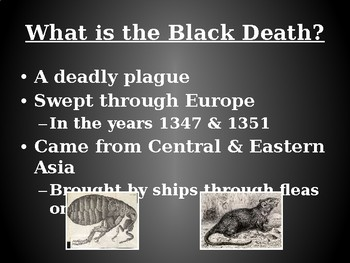 Bubonic Plague PowerPoint