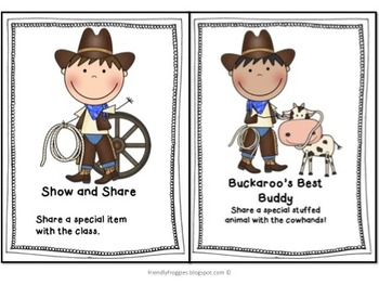 Buckaroo Behavior Incentives - Positive Behavior