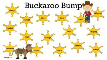 Buckaroo Bump 27