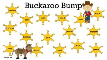 Buckaroo Bump