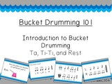 Bucket Drumming 101