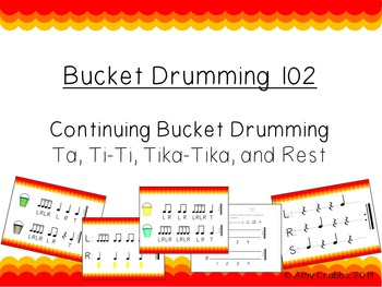 Bucket Drumming 102