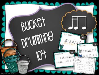 Bucket Drumming 104