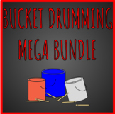 Bucket Drumming Mega Bundle