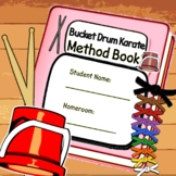 Bucket Drumming Karate - Rhythm Notation Studies For Middle School Learners