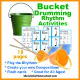 Bucket Drumming Rhythm Activities